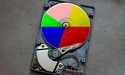 Не отображается жёсткий диск в Windows