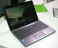 Хромбук Acer Chromebook C720 – первое знакомство с новинкой